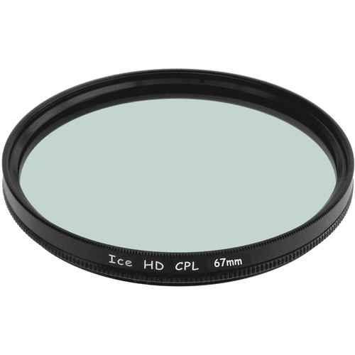 Ice 67mm Circular Polarizer Filter