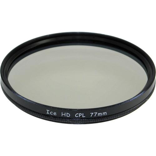 Ice 77mm Circular Polarizer Filter