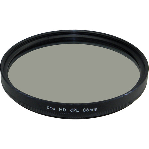 Ice 86mm Circular Polarizer Filter
