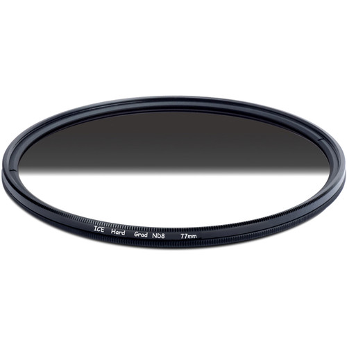 Ice 77mm Hard Grad ND8 3-Stop Filter