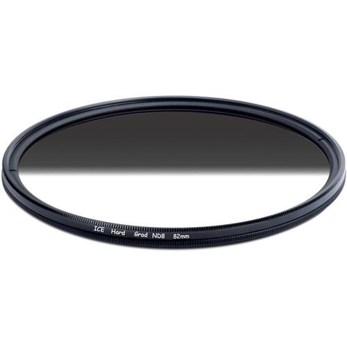 Ice 82mm Hard Grad ND8 3-Stop Filter