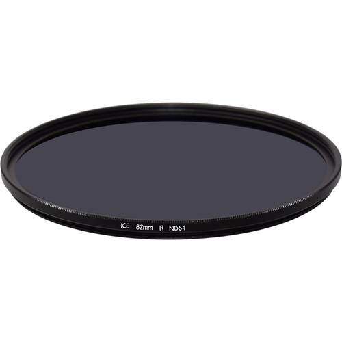 Ice 82mm Slim IRND64 Filter (6-Stop)