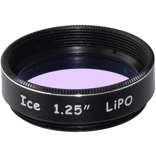 "Ice 1.25"" Lipo Light Pollution Filter"