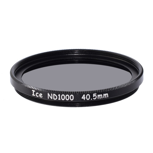 Ice 40.5mm ND1000 Solid Neutral Density 3.0 Filter (10-Stop)
