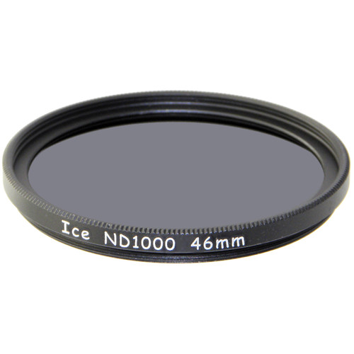 Ice 46mm ND1000 Solid Neutral Density 3.0 Filter (10-Stop)