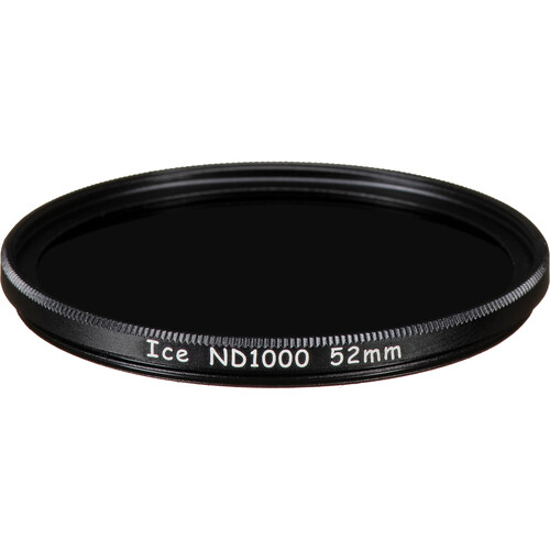 Ice 52mm Ice ND1000 Solid Neutral Density 3.0 Filter (10 Stop)
