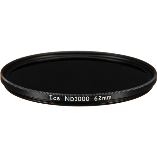 Ice 62mm Ice ND1000 Solid Neutral Density 3.0 Filter (10-Stop)