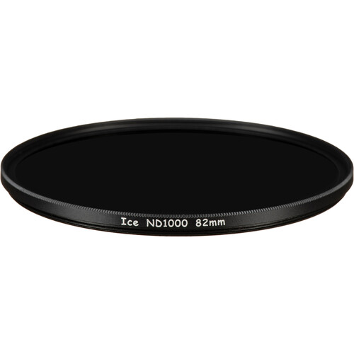 Ice 82mm ND1000 Solid Neutral Density 3.0 Filter (10-Stop)