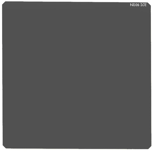 Ice 150 x 150mm ND16 Solid Neutral Density 1.2 Filter (4-Stop)