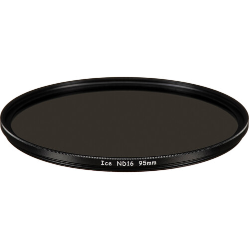 Ice 95mm ND16 Solid Neutral Density 1.2 Filter (4-Stop)