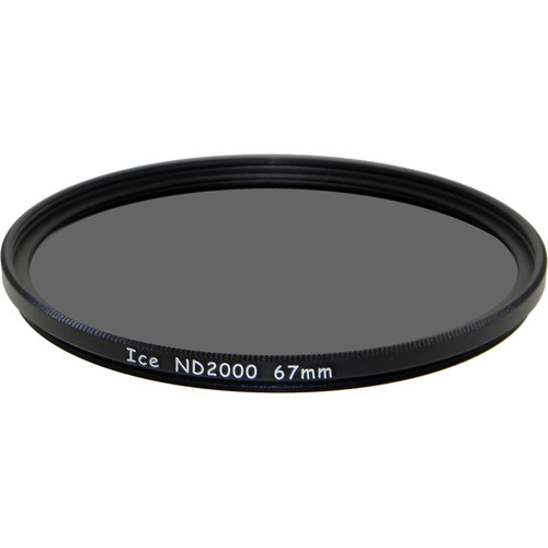 Ice 67mm Ice ND2000 Solid Neutral Density 3.3 Filter (11 Stop)