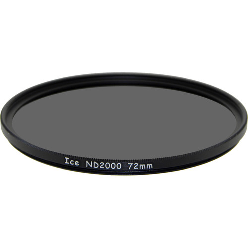 Ice 72mm Ice ND2000 Solid Neutral Density 3.3 Filter (11 Stop)