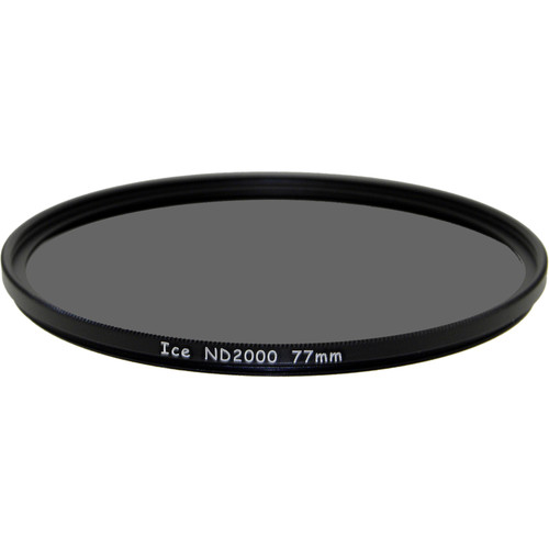 Ice 77mm Ice ND2000 Solid Neutral Density 3.3 Filter (11 Stop)
