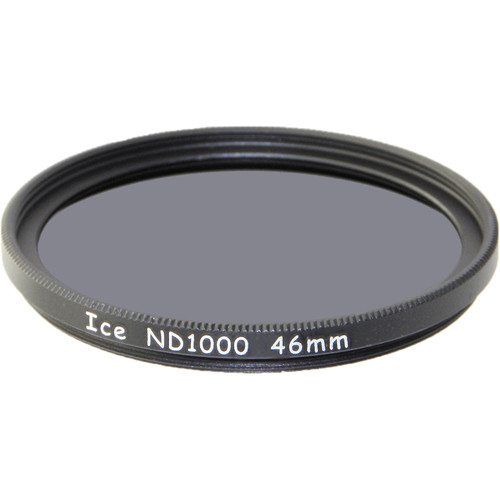 Ice 39mm ND64 Solid Neutral Density 1.8 Filter (6-Stop)