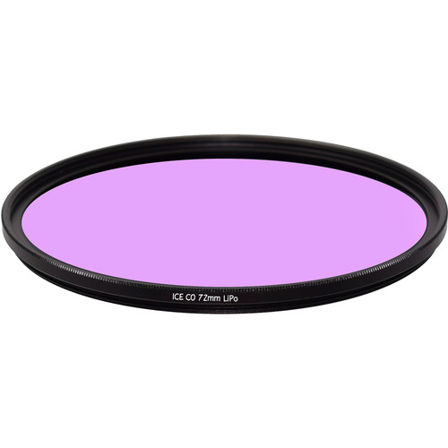 Ice 72mm Lipo Light Pollution (16-Layer /Hard Coated/Easy Clean) Filter