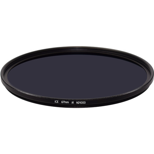 Ice 67mm CO ND1000 Neutral Density 3.0 Filter (10-Stop)