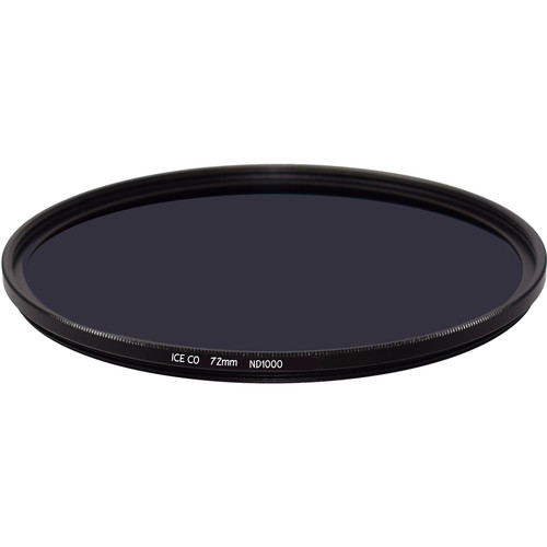 Ice 72mm CO ND1000 Neutral Density 3.0 Filter (10-Stop)