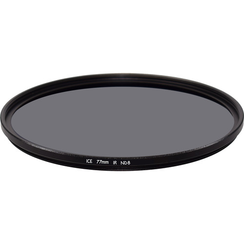 Ice 77mm Slim IRND8 Filter (3-Stop)