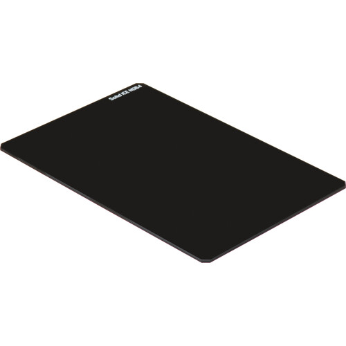 """Ice 100x150mm/4x6"""" ND64/1.8 Solid Ice Glass Filter"""