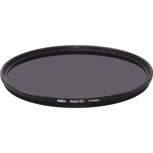 Ice 77mm Solid ICE ND64 Neutral Density 1.8 Filter (6-Stop)