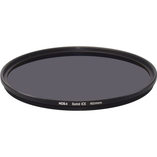 Ice 82mm Solid ICE ND64 Neutral Density 1.8 Filter (6-Stop)