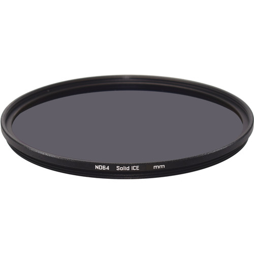 Ice 86mm Solid ICE ND64 Neutral Density 1.8 Filter (6-Stop)