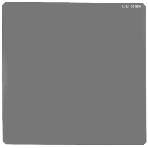 Ice 150 x 150mm Solid ICE ND8 Neutral Density 0.9 Filter (3-Stop)