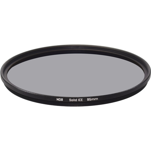 Ice 95mm Solid ICE ND8 Neutral Density 0.9 Filter (3-Stop)