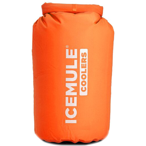 IceMule Classic Cooler (Small, 10L, Blaze Orange)