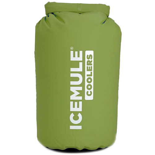 IceMule Classic Cooler (Large, 20L, Olive)