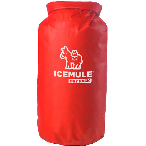 IceMule Dry Pack (10L, Red)