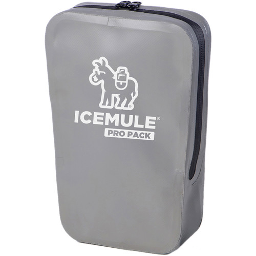 IceMule Pro Pack Waterproof Wallet for Icemule Pro Cooler (Gray)