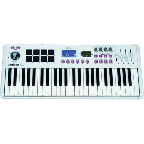 ICON Digital Logicon 5 Air 49-Key USB MIDI Controller