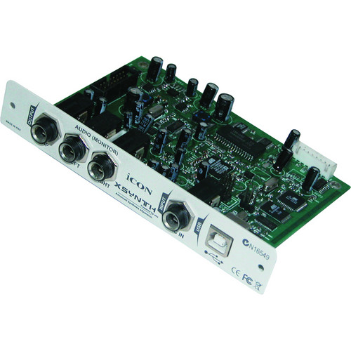 Icon Pro Audio X-Synth Module for Logicon Series