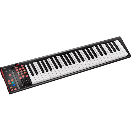 Icon Pro Audio X Series iKeyboard 5X MIDI Contoller with Cubase LE
