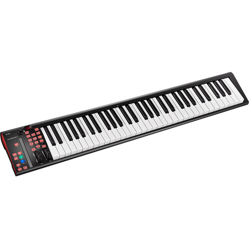 Icon Pro Audio X Series iKeyboard 6X MIDI Contoller with Cubase LE