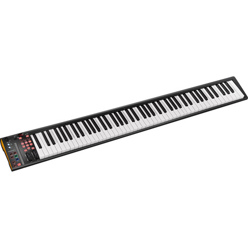Icon Pro Audio iKeyboard 8S VST 88-Key MIDI Controller & 2-Channel USB Audio Interface