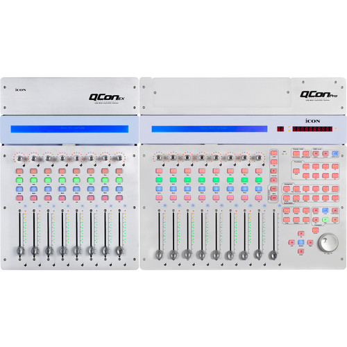 Icon Pro Audio QCon Pro 16Channel Recording Pack