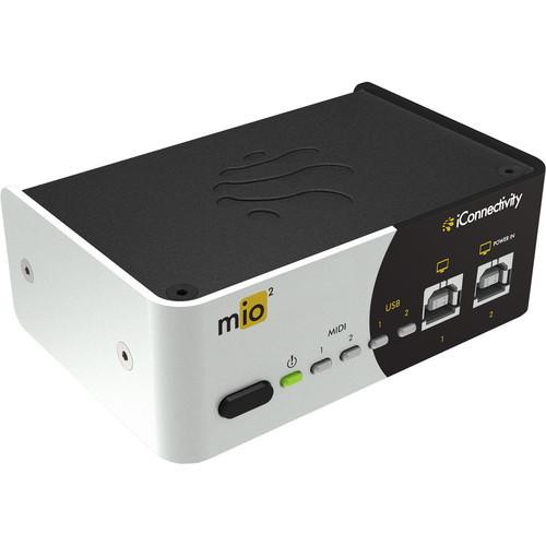 iConnectivity mio2 MIDI Problem Solver