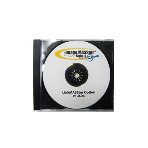 ICS Forensic LinkMASSter MAC CD Data Acquisition Software