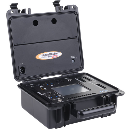 ICS Image MASSter Solo-102 G3 Forensic Hard Drive Data Acquisition Unit