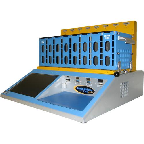 """ICS Image MASSter 4000PRO X2 Hard Drive Duplicator/Eraser for 3.5"""" Drives"""