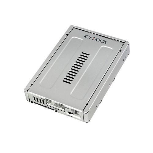 "Icy Dock EZConvert Pro Dual 2.5"" SATA HDD/SSD to 3.5"" SATA HDD RAID Converter"