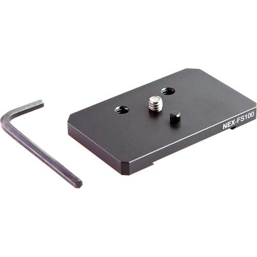 iDC Photo Video SYSTEM ZERO Camera Plate for Sony NEX-FS100