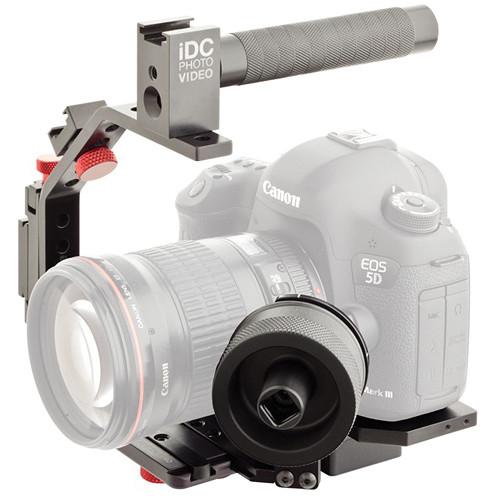 iDC Photo Video SYSTEM ZERO Follow-Focus Standard Combo Kit for Canon 5D Mark III