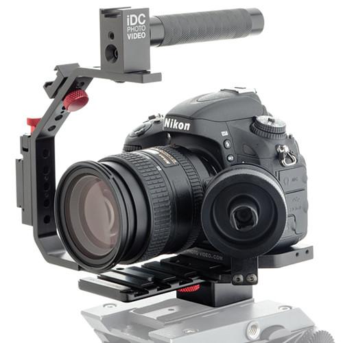 iDC Photo Video SYSTEM ZERO Follow-Focus Standard Combo Kit for Nikon D600