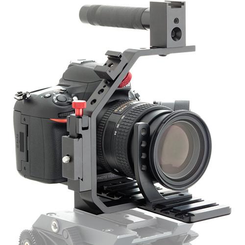 iDC Photo Video SYSTEM ZERO Follow-Focus XL1 Combo for Nikon D600