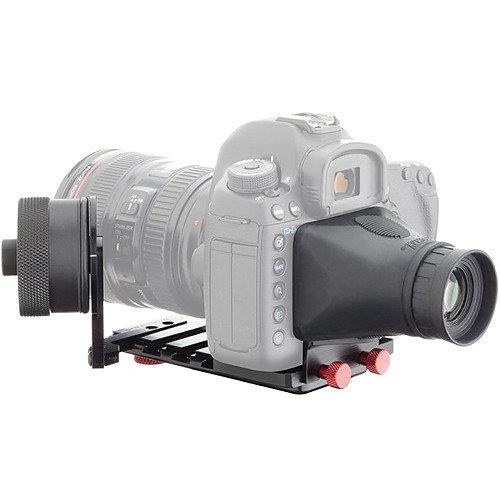 iDC Photo Video SYSTEM ZERO Standard Follow-Focus with Viewfinder for Canon 5D MarkIII