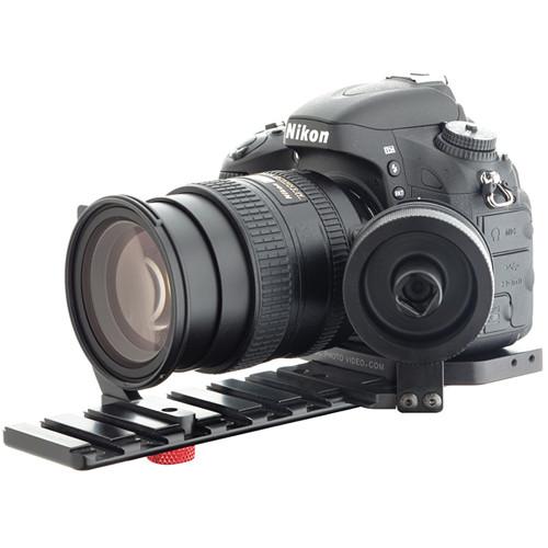 iDC Photo Video SYSTEM ZERO XL1 Follow-Focus for Nikon D600