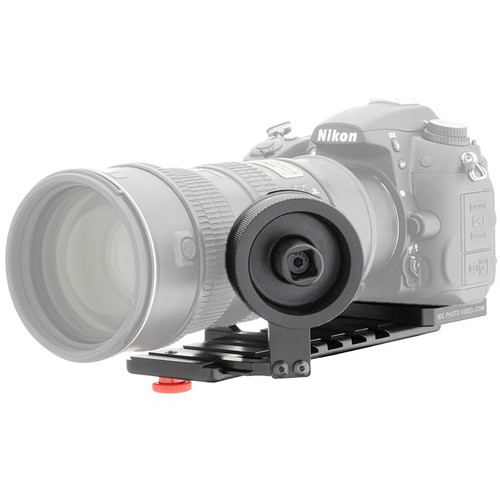 iDC Photo Video SYSTEM ZERO XL1 Follow-Focus for Nikon D800